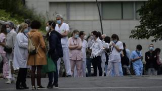Κορωνοϊός – Ισπανία: Σημαντική αύξηση των νεκρών σε μία ημέρα