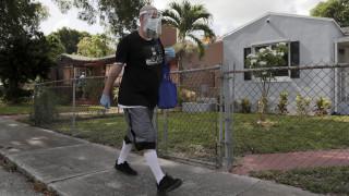 Κορωνοϊός: Ανησυχία για την Φλόριντα - Ξέσπασμα κρουσμάτων και έκτακτα μέτρα