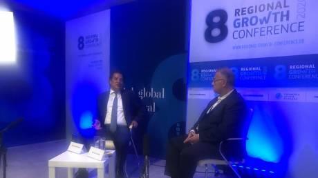 Γεωργιάδης για Ελληνικό: Θα παρακολουθούμε στενά την τήρηση των χρονοδιαγραμμάτων