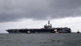 Οι ΗΠΑ στέλνουν αεροπλανοφόρα και πολεμικά πλοία σε διεκδικούμενη από την Κίνα περιοχή