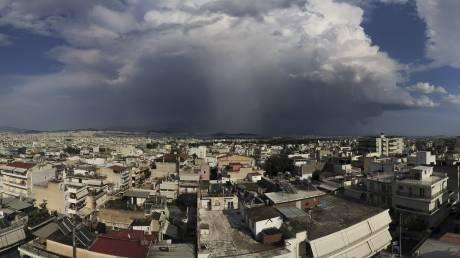 Καιρός: Άστατος από το μεσημέρι - Πού θα σημειωθούν βροχές και καταιγίδες