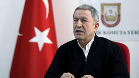 Ακάρ: Η Τουρκία δεν θα επιτρέψει τετελεσμένα σε Μεσόγειο, Αιγαίο και Κύπρο