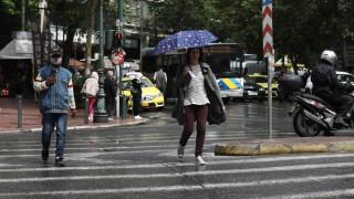 Μεταβολή του καιρού από το βράδυ του Σαββάτου με βροχές και καταιγίδες