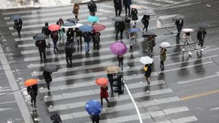 Άστατος ο καιρός σήμερα - Πού αναμένονται βροχές, καταιγίδες και χαλάζι