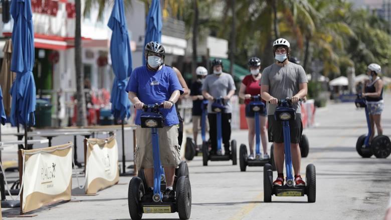 Κορωνοϊός - ΗΠΑ: Αύξηση - ρεκόρ των κρουσμάτων Covid 19 στη Φλόριντα