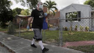 Κορωνοϊός - ΗΠΑ: Μειώθηκαν τα κρούσματα και οι θάνατοι την αργία της 4ης Ιουλίου