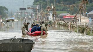 Ιαπωνία: Αυξάνεται ο αριθμός των νεκρών από τις καταρρακτώδεις βροχές
