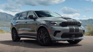 Το πιο δυνατό SUV του κόσμου δεν είναι αυτό που νομίζετε αλλά το Dodge Durango SRT Hellcat