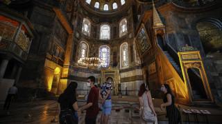Παρέμβαση ρωσικής ορθόδοξης εκκλησίας για Αγία Σοφία: «Απαράδεκτο» να γίνει τζαμί