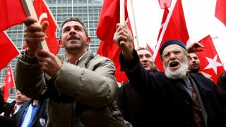 «Κύρια απειλή» για τη βελγική υπηρεσία πληροφοριών ο ισλαμισμός του Ερντογάν