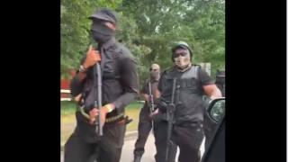 ΗΠΑ: Οπλισμένοι Αφροαμερικανοί διαδήλωσαν σε πάρκο της Τζόρτζια