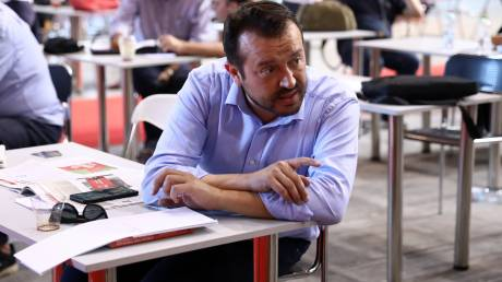Σκληρή σύγκρουση κυβέρνησης - ΣΥΡΙΖΑ για Παππά, Καλογρίτσα και κοριούς ΕΥΠ