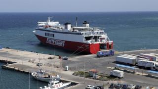 Μηχανική βλάβη στο επιβατηγό πλοίο «Θεολόγος» νότια της Καρύστου