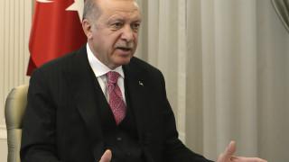 Ερντογάν: Καταρρίψαμε όλες τις παγίδες που είχαν στηθεί στην Ανατολική Μεσόγειο