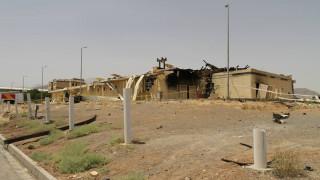 Ιράν: Σοβαρές ζημιές προκάλεσε η φωτιά στον πυρηνικό σταθμό της Νατάνζ