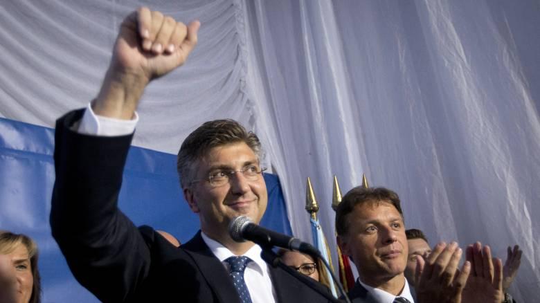 Εκλογές Κροατία: Η Κροατική Δημοκρατική Ενωση εξασφαλίζει 61 έδρες στο 151μελές κοινοβούλιο