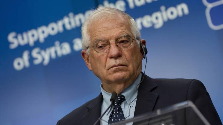 Επίσκεψη Μπορέλ στην Άγκυρα - Οι εντάσεις στις σχέσεις Τουρκίας-Ελλάδας στην ατζέντα
