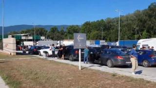 Ουρές χιλιομέτρων στον Προμαχώνα: Επετράπη η είσοδος σε εγκλωβισμένους Σέρβους