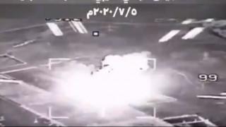 Αεροπορική επιδρομή εναντίον βάσης με τουρκικές δυνάμεις στη Λιβύη