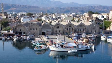 Χανιά: 440.000 ευρώ για την αποκατάσταση των Ενετικών Νεωρίων