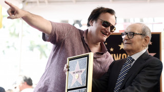 Ένιο Μορικόνε: Η σχέση του με τους σκηνοθέτες και η τεράστια παρεξήγηση με τον Ταραντίνο