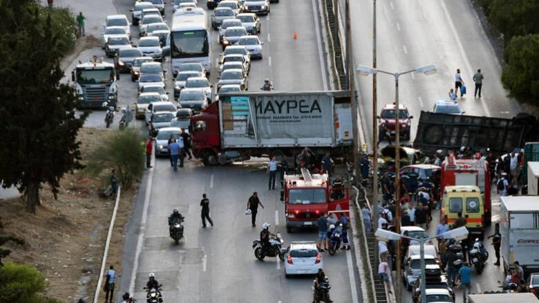 Αττική: 18 νεκροί και 564 τραυματίες σε τροχαία τον Ιούνιο