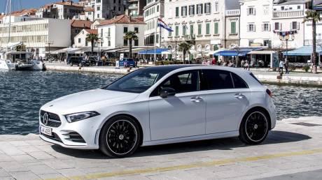 Mercedes A-Class: O ηγέτης της κατηγορίας!