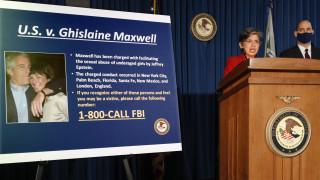 Υπόθεση Επστάιν: Βαρύ το κατηγορητήριο κατά της Γκισλέιν Μάξγουελ