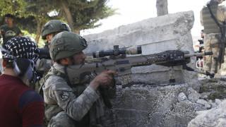 Η Γερμανία επικρίνει την τουρκική εισβολή στην κουρδική περιοχή της Συρίας