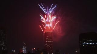 Νέα Υόρκη: Πυροτεχνήματα για την Ημέρα της Ανεξαρτησίας υπό τους ήχους της Φιλαρμονικής