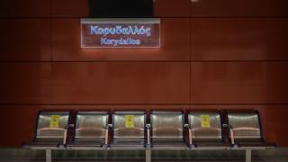 «Αγία Βαρβάρα», «Κορυδαλλός» και «Νίκαια»: 63.000 επιβάτες θα χρησιμοποιούν τους νέους σταθμούς