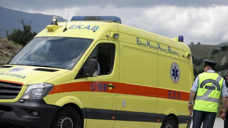 Θεσσαλονίκη: Νεκρό 4χρονο αγοράκι που έπεσε από καρότσα φορτηγού