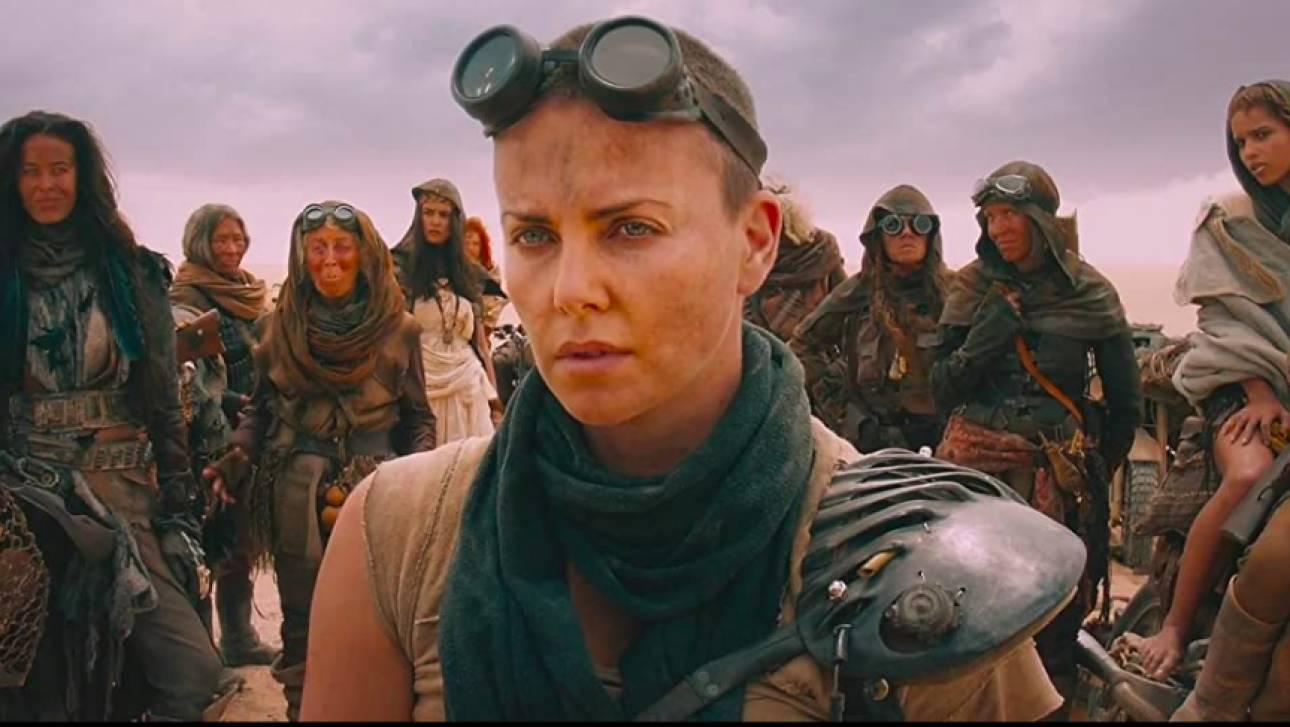 Η Σαρλίζ Θερόν είναι εκτός του επόμενου Mad Max - Ποια θα την αντικαταστήσει