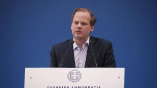Καραμανλής: Έτοιμοι το 2022 οι επόμενοι σταθμοί της επέκτασης του Μετρό προς Πειραιά