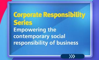 Παρακολουθείστε την online συζήτηση: «Οδηγώντας τη σύγχρονη προσέγγιση στην εταιρική υπευθυνότητα»