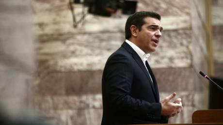 Live: Η ομιλία του Αλέξη Τσίπρα στην Κοινοβουλευτική Ομάδα του ΣΥΡΙΖΑ