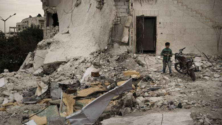 Έκθεση ΟΗΕ: Διαπράχθηκαν εγκλήματα πολέμου στην Ιντλίμπ