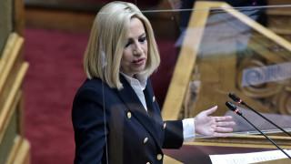 Νομοσχέδιο για διαδηλώσεις: Υπεψηφίζει επί της αρχής το ΚΙΝΑΛ