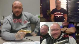 Κύκλωμα εκβιαστών: Φωτογραφικά ντοκουμέντα από τα μέλη - Πόζες με πιστόλια και αλεξίσφαιρα