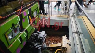 Ατύχημα ΗΣΑΠ: Εξιτήριο σε πέντε από τους οκτώ τραυματίες