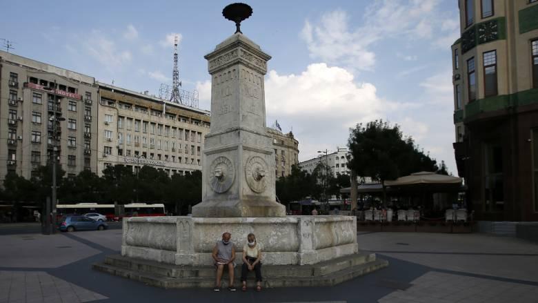 Σερβία: Ανησυχητική η κατάσταση στο Βελιγράδι και απαγόρευση της κυκλοφορίας