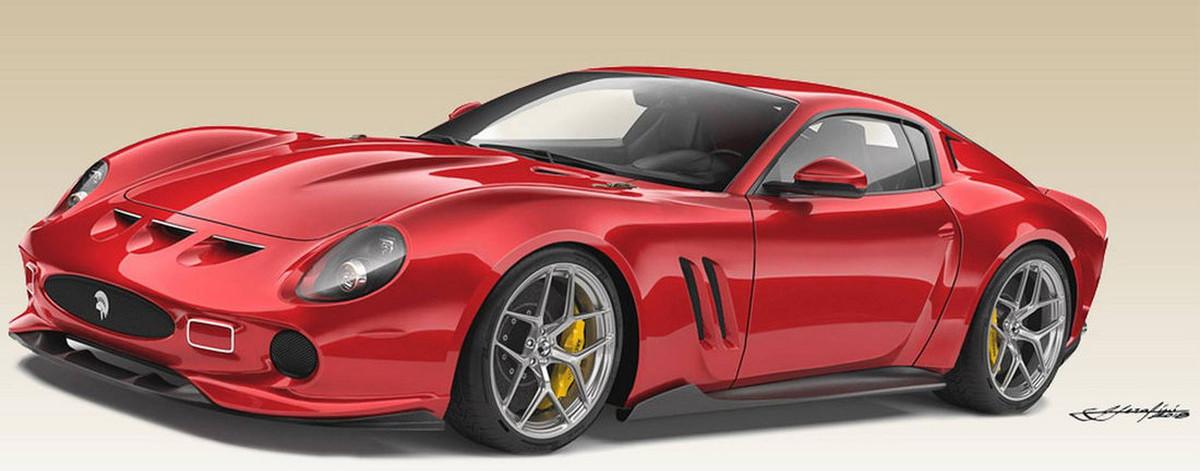 ARES DESIGN 250 GTO 2021a