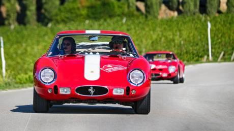 Αυτοκίνητο: Γιατί η Ferrari έχασε τα δικαιώματα του σχεδιασμού της θρυλικής 250 GTO;