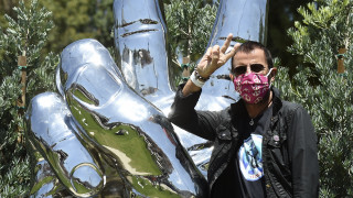 Ο Ρίνγκο Σταρ έγινε 80 - Και το γιόρτασε με ένα μεγάλο διαδικτυακό πάρτι (vid)