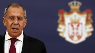 Λαβρόφ: Μόσχα και Άγκυρα συνεργάζονται για άμεση κατάπαυση του πυρός στη Λιβύη
