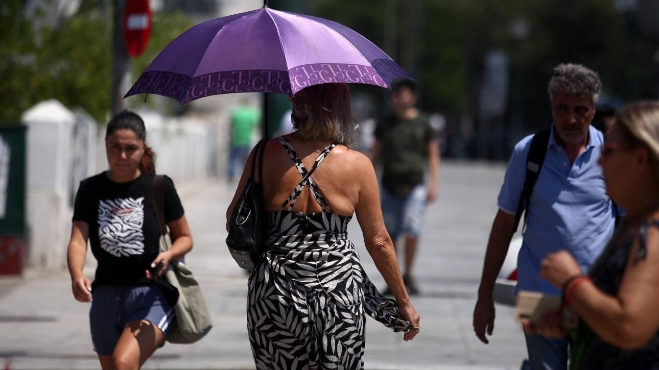 Καλός και ζεστός καιρός την Πέμπτη - Πού θα κυμανθεί η θερμοκρασία