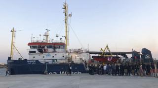 Οι Αρχές της Ιταλίας κατέσχεσαν το Sea-Watch 3