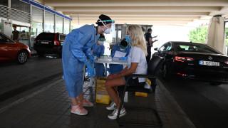 Κορωνοϊός: Προβληματισμός για τα εισαγόμενα κρούσματα στη χώρα – Στο «στόχαστρο» τα Βαλκάνια