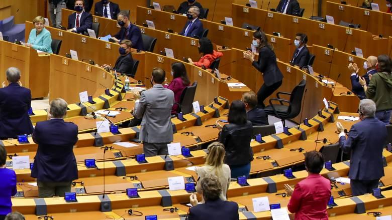 Πυρ ομαδόν στην Ευρωβουλή για την «ανησυχητική επιθετικότητα» της Τουρκίας κατά Ελλάδας - Κύπρου