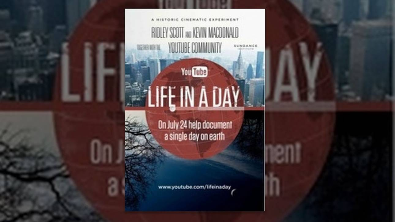 Life in a Day: Ο Ρίντλεϊ Σκοτ μάς καλεί να γίνουμε πρωταγωνιστές του για μια ημέρα